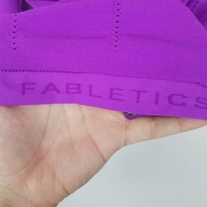 Fabletics Tops - FABLETICS Delta Seamless Long Sleeve Top Magenta